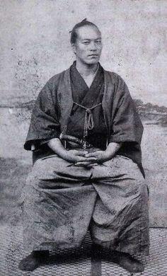 An old photograph Teshu Yamaoka/SAMURAI