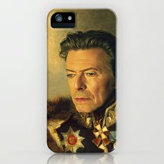 David Bowie - replaceface iPhone & iPod Case by Replaceface - $35.00 - this might end up being the winner. because reasons.