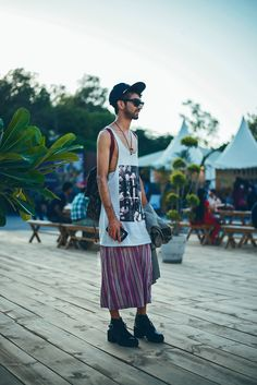 AIFW SS16 STREET STYLE DAY4 Photo by Rawky Ksh 9