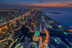 dubai 1080p high quality 7360x4912