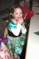 Jolinas Welt: Jolina ist Anna #Frozen #Eiskönigin #Karneval #Kostüm #DownSyndrom #Trisomie21