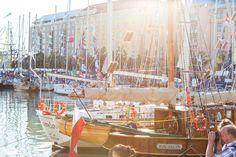 tall ship races in Helsinki, Finland