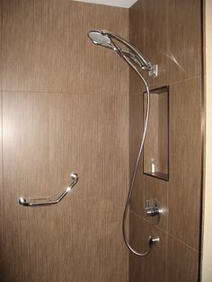 Examples of bathrooms for aging in place