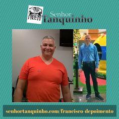 O Francisco perdeu 23 kg seguindo a dieta low-carb. . Ele conta como recuperou sua saúde e como está ajudando seus amigos em nosso post exclusivo: . http://ift.tt/2kkzLGL . Quem já perdeu peso com a low-carb / paleo levanta a mão! . . #depoimento #senhortanquinho #paleo #paleobrasil #primal #lowcarb #lchf #semgluten #semlactose #cetogenica #keto #atkins #dieta #emagrecer #vidalowcarb #paleobr #comidadeverdade #saude #fit #fitness #estilodevida #lowcarbdieta #menoscarboidratos #baixocarbo…