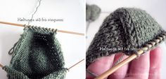 Halldóruhæll - Skrítin ... Knitted Hats, Knitting, Fashion, Moda, Tricot, Fashion Styles, Breien, Stricken, Weaving