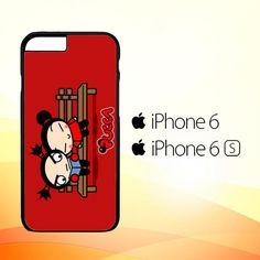 romantic chair pucca R0140 iPhone 6|6S Case