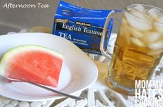 Afternoon Tea and Me Time via mommyhatescooking.com