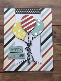 Close To My Heart, Happy Birthday Cards, Dares, Card Making, Stamp, Scrapbook, Create, Blog, Happy Birthday Greeting Cards