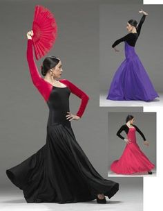Flamenco dresses are HOT!!!
