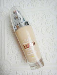 Lenallure: Review, Swatch, FOTD - L'Oreal True Match Lumi Healthy Luminous Makeup