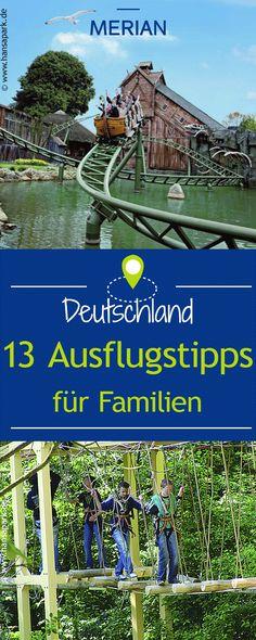 Urlaub mit Kindern: Wir geben euch 13 Ausflugstipps für Familien im Norden.