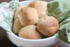 Quick Yeast Bread Rolls