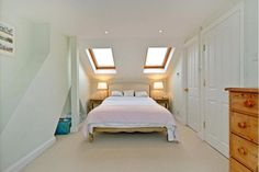 Browse images of classic Bedroom designs: Loft conversion. Find the best photos for ideas & inspiration to create your perfect home.