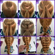 This is the best distract braid. Must check how to make braid distract braid? Must check!