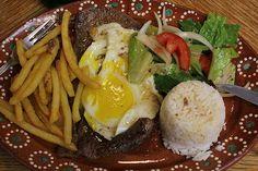 Portuguese Steak (Bitoque) - Easy Portuguese Recipes