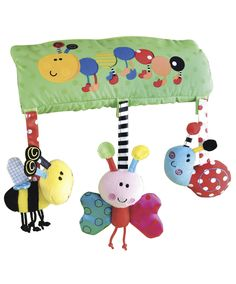 Bugs Magnetic Travel Toy : Bugs Magnetic Travel Toy : Early Learning Centre UK Toy Shop