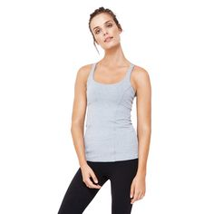 Yoga linne Prana flow från Dharma Bums - Cloud - Yogia - Stort sortiment av yogamattor, yogakläder Yoga, Basic Tank Top, Tank Tops, Women, Fashion, Moda, Halter Tops, Fashion Styles, Fashion Illustrations