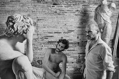 Taller de escultura Jorge Egea