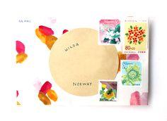 http://hellosandwich.blogspot.com/2012/12/hand-painted-envelopes.html