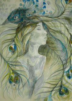"""Liene Medne Grigorjeva   """"The Peacock Sound"""""""