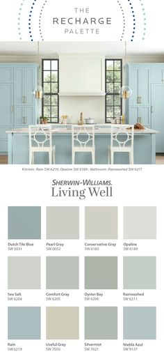 Home Design, Interior Design, Interior Paint, Room Colors, House Colors, Home Renovation, Home Remodeling, Paint Colors For Home, Beach Paint Colors