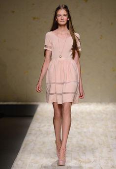 Blugirl Spring Summer 2013 Fashion Show Collection #mfw