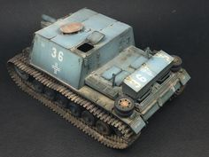 Sig33B with Panzer III