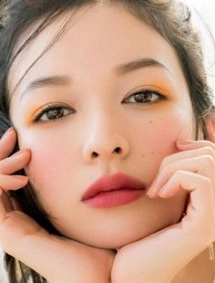 Beautiful Japanese Girl, Japanese Models, Beauty Full Girl, Image Collection, Asian Beauty, Portrait Photography, Make Up, Pure Products, Kpop