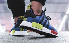 Adidas NMD Blue Green Red Villa | Sole Collector