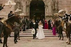 boda charra