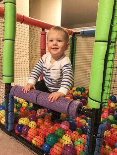 DIY PVC Ball Pit! – everyday i'm russellin'