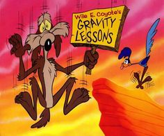 Find Wile Coyote wallpapers and other Wile E. Coyote cool stuff on The Looney Tunes Spot! Wallpaper, coloring pages, games and more. Looney Tunes Characters, Looney Tunes Cartoons, 70s Cartoons, Bip Bip Et Coyote, Personnages Looney Tunes, Looney Tunes Personajes, Looney Tunes Wallpaper, Cartoon Wallpaper, Tv Movie