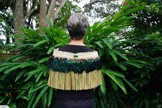 Maori Contemporary Art Weaving Paki/Kakahu for sale on Trade Me, New Zealand's auction and classifieds website Flax Weaving, Weaving Art, Maori Patterns, Maori Designs, Maori Art, Hanging Art, New Zealand, Contemporary Art, Projects To Try