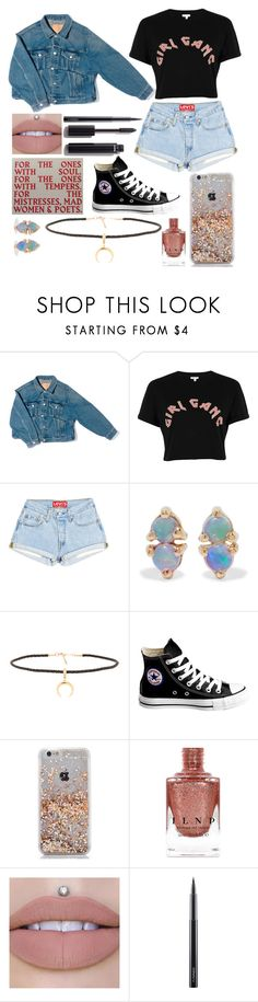 """Untitled #49"" by sofi-the-first1912 on Polyvore featuring Balenciaga, River Island, WWAKE, Joolz by Martha Calvo, Converse, MAC Cosmetics and Chanel"