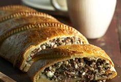 Liha-Sienipiirakka Sandwiches, Savoury Pies, Chips, Anna, Warm, Roll Up Sandwiches, Savoury Tarts, Potato Chip, Paninis