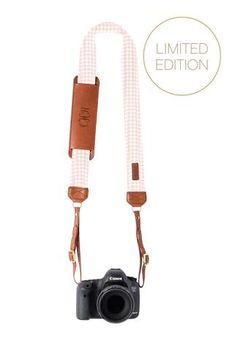 FOTO | Flora Fotostrap - Genuine Leather Camera Strap | FOTO Leather Camera Strap, The Ultimate Gift, Gifts For Photographers, Gift Guide, Best Gifts