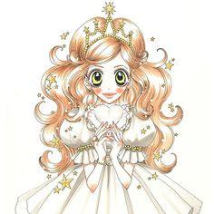 明日は成人式!という方も多いのでは?✨ 振袖やドレスを着たら、とびきり美しくなる呪文『ブリエ=エトワール』を唱えてみてくださいね久々に会う同級生から、ハートがでちゃうかも…?!✨ #シュガシュガルーン #sugarsugarrune #魔界女王候補生 #魔女的考驗 #魔女的考验 #슈가슈가룬 #呪文 #魔法 #明日は成人式 #成人式 #成人の日