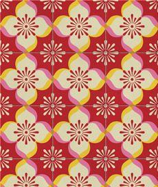 azulejo flor. kit com 20 adesivos para azulejo. cobre completamente o azulejo original.. Criado por Iuli Vieira.