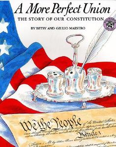 Children's Books that Teach About the Constitution