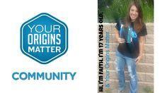 YOM Community: Faith's Story - Sharing the Gospel #youroriginsmatter