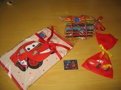 Convites Infantis Personalizados: Brindes festa Carros