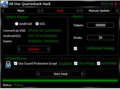 All Star Quarterback Android iOS Hack