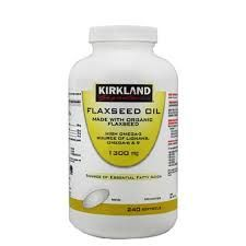 Flaxseed has been proven to be good for dry eyes and for other inflammatory conditions in the body such as it reduces the incidence of coronary artery disease and alleviates rheumatoid arthritis.  Start on three 1,000 mg capsules per day—two in the morning and one in the evening. You can take as many as six capsules per day; however, some patients taking higher doses can have mild gastric upset or have a break out of acne.