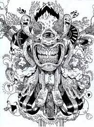 Resultado de imagem para ilustração surrealista