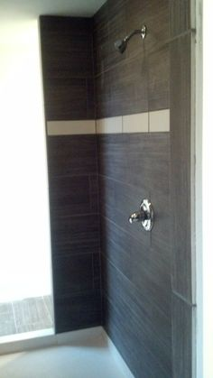 Simmons Homes.  Awesome new walk-thru shower directly behind the double vanity.  Archer 27-04 Burberry.