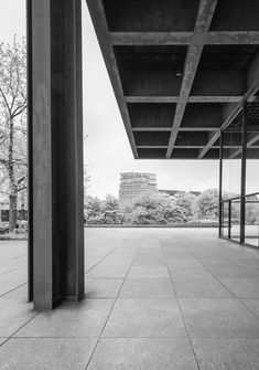 Ludwig Mies van der Rohe, Rory Gardiner, Fabio Candido · Neue Nationalgalerie · Divisare