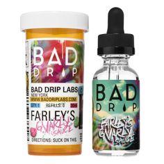 Рецепт Bad Drip - Farley's Gnarly Sauce