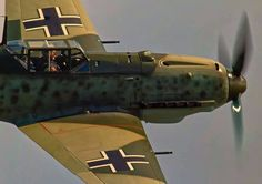 BF-109 in SUPER CLOSE UP & HIGH DEFINITION