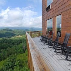 Pigeon forge TN... you couldn't remove from this porch. Ever.