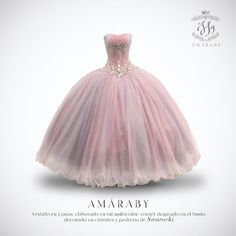 pretty pink and blue,a sunrise cloud Xv Dresses, Quince Dresses, Ball Gown Dresses, Evening Dresses, Prom Dresses, Formal Dresses, Sweet 16 Dresses, Elegant Dresses, Pretty Dresses